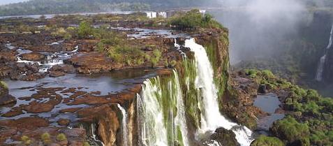 iguazu, cataratas del iguazu, misiones turismo